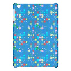 Colorful Squares Pattern Apple Ipad Mini Hardshell Case