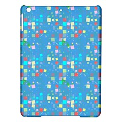 Colorful Squares Pattern Apple Ipad Air Hardshell Case