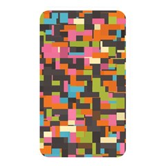 Colorful Pixels Memory Card Reader (rectangular) by LalyLauraFLM