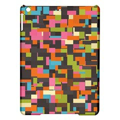 Colorful Pixels Apple Ipad Air Hardshell Case