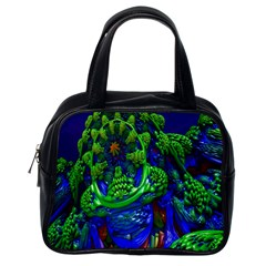 Abstract 1x Classic Handbag (one Side) by icarusismartdesigns