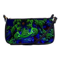 Abstract 1x Evening Bag by icarusismartdesigns