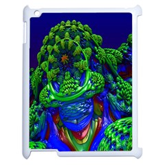 Abstract 1x Apple Ipad 2 Case (white)
