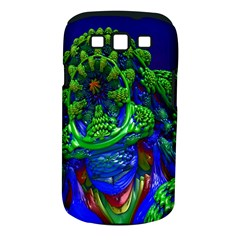 Abstract 1x Samsung Galaxy S Iii Classic Hardshell Case (pc+silicone)