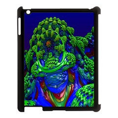 Abstract 1x Apple Ipad 3/4 Case (black) by icarusismartdesigns