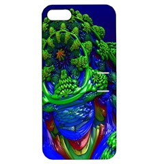 Abstract 1x Apple Iphone 5 Hardshell Case With Stand by icarusismartdesigns