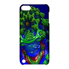 Abstract 1x Apple Ipod Touch 5 Hardshell Case With Stand by icarusismartdesigns