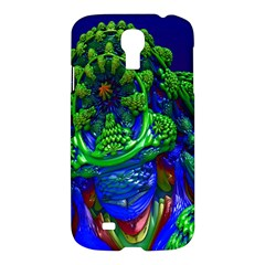 Abstract 1x Samsung Galaxy S4 I9500/i9505 Hardshell Case by icarusismartdesigns