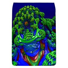 Abstract 1x Removable Flap Cover (large) by icarusismartdesigns