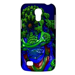 Abstract 1x Samsung Galaxy S4 Mini (gt I9190) Hardshell Case  by icarusismartdesigns
