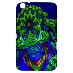 Abstract 1x Samsung Galaxy Tab 3 (8 ) T3100 Hardshell Case  by icarusismartdesigns