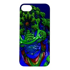 Abstract 1x Apple Iphone 5s Hardshell Case by icarusismartdesigns