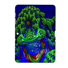 Abstract 1x Samsung Galaxy Tab 2 (10 1 ) P5100 Hardshell Case  by icarusismartdesigns