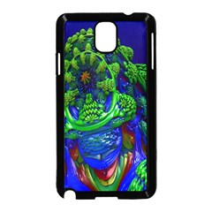 Abstract 1x Samsung Galaxy Note 3 Neo Hardshell Case (black) by icarusismartdesigns