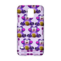 Fms Honey Bear With Spoons Samsung Galaxy S5 Hardshell Case  by FunWithFibro