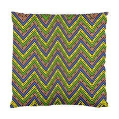 Zig Zag Pattern Cushion Case (two Sides)