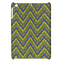 Zig Zag Pattern Apple Ipad Mini Hardshell Case by LalyLauraFLM