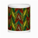Shapes pattern Night Luminous Mug Center