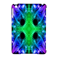Alien Snowflake Apple Ipad Mini Hardshell Case (compatible With Smart Cover) by icarusismartdesigns