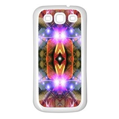 Connection Samsung Galaxy S3 Back Case (white) by icarusismartdesigns