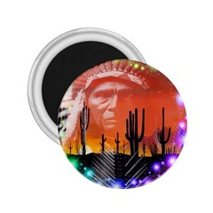 Ghost Dance 2 25  Button Magnet