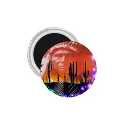 Ghost Dance 1 75  Button Magnet by icarusismartdesigns