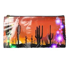 Ghost Dance Pencil Case by icarusismartdesigns