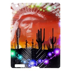 Ghost Dance Apple Ipad 3/4 Hardshell Case by icarusismartdesigns