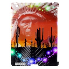 Ghost Dance Apple Ipad 3/4 Hardshell Case (compatible With Smart Cover) by icarusismartdesigns