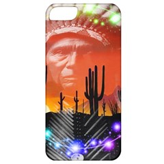 Ghost Dance Apple Iphone 5 Classic Hardshell Case by icarusismartdesigns
