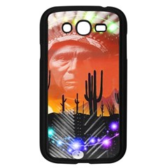 Ghost Dance Samsung Galaxy Grand Duos I9082 Case (black) by icarusismartdesigns