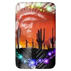Ghost Dance Samsung Galaxy Tab 3 (8 ) T3100 Hardshell Case  by icarusismartdesigns