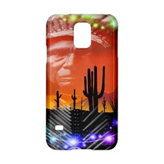 Ghost Dance Samsung Galaxy S5 Hardshell Case  by icarusismartdesigns