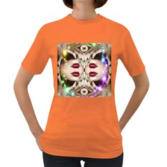 Magic Spell Women s T-shirt (colored) by icarusismartdesigns