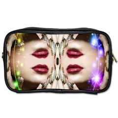 Magic Spell Travel Toiletry Bag (one Side) by icarusismartdesigns