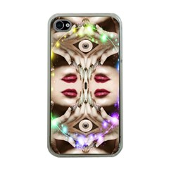 Magic Spell Apple Iphone 4 Case (clear) by icarusismartdesigns