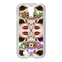 Magic Spell Samsung Galaxy S4 I9500/ I9505 Case (white) by icarusismartdesigns