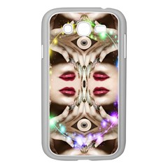 Magic Spell Samsung Galaxy Grand Duos I9082 Case (white) by icarusismartdesigns