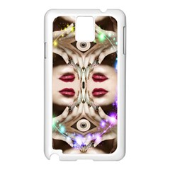 Magic Spell Samsung Galaxy Note 3 N9005 Case (white) by icarusismartdesigns