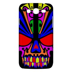 Skull In Colour Samsung Galaxy Mega 5 8 I9152 Hardshell Case  by icarusismartdesigns