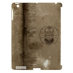 Declaration Apple Ipad 3/4 Hardshell Case (compatible With Smart Cover) by mynameisparrish