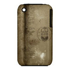 Declaration Apple Iphone 3g/3gs Hardshell Case (pc+silicone) by mynameisparrish