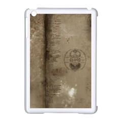 Declaration Apple Ipad Mini Hardshell Case (compatible With Smart Cover) by mynameisparrish