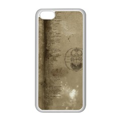 Declaration Apple Iphone 5c Seamless Case (white) by mynameisparrish