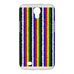 Basic Colors Curly Stripes Samsung Galaxy Mega 6 3  I9200 Hardshell Case by BestCustomGiftsForYou