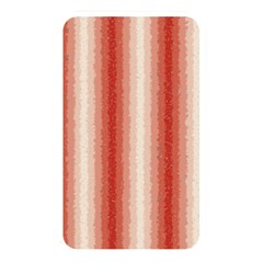 Red Curly Stripes Memory Card Reader (rectangular) by BestCustomGiftsForYou