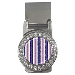 Native American Curly Stripes   2 Money Clip (cz) by BestCustomGiftsForYou