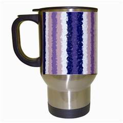 Native American Curly Stripes   2 Travel Mug (white) by BestCustomGiftsForYou
