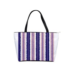 Native American Curly Stripes   2 Large Shoulder Bag by BestCustomGiftsForYou