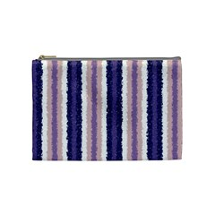 Native American Curly Stripes   2 Cosmetic Bag (medium) by BestCustomGiftsForYou